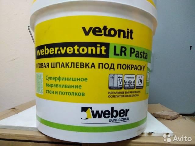 Vetonit lr (50 фото): технические характеристики и расход на 1 м2, смесь plus объемом 25 кг
