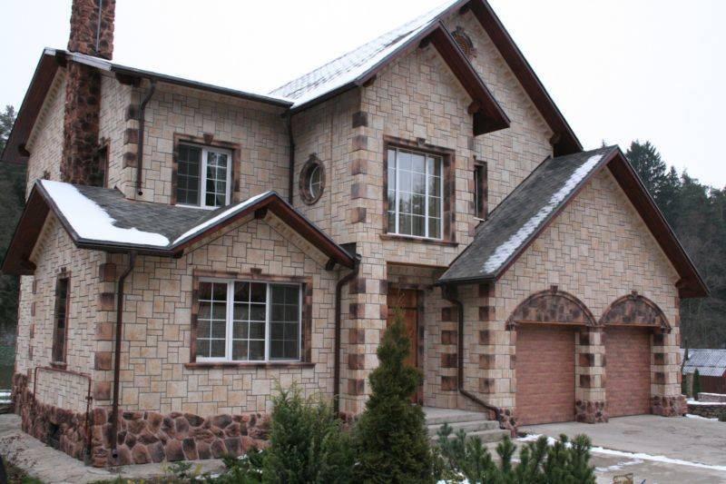 Фасадный декор: 105 фото оригинальных вариантов дизайна внешней отделки дома