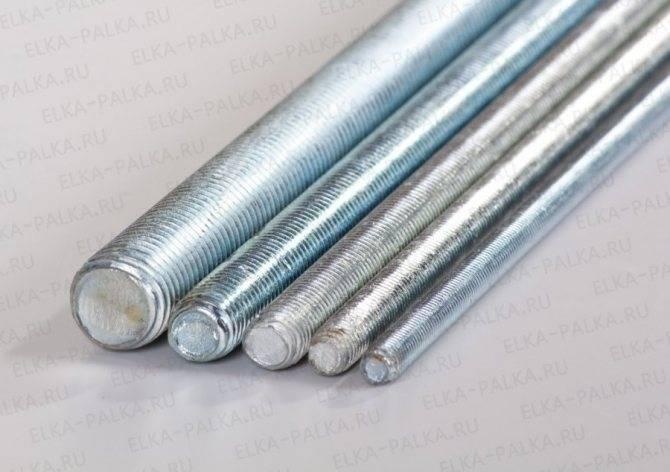 Виды анкеров для бетона - выбор размера болта и особенности применения