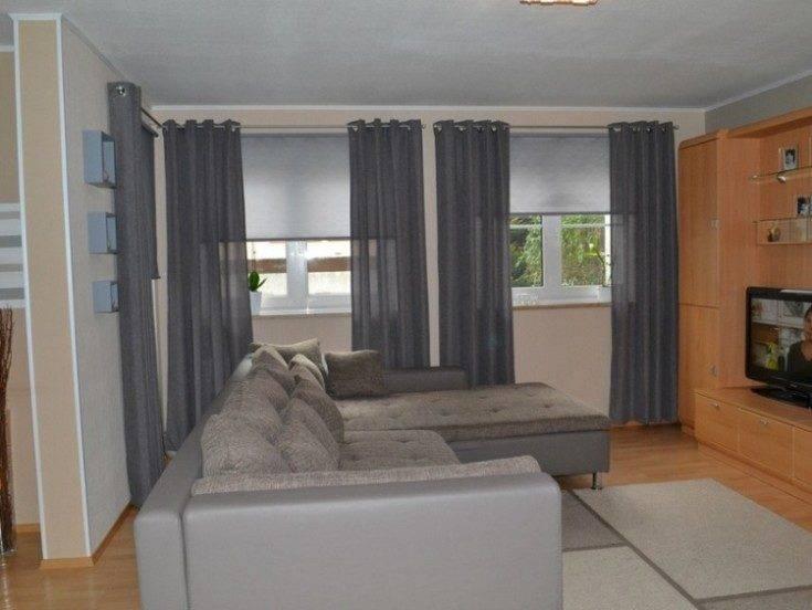 Рулонные шторы в интерьере дома. Советы и рекомендации по выбору оптимального варианта +Фото