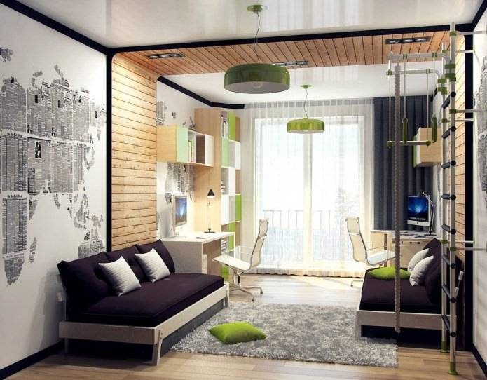 Освещение в маленькой квартире: свет, который создает пространство