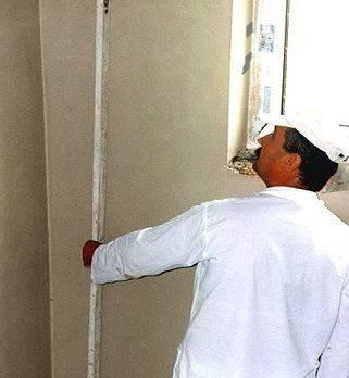 Простые советы как выровнять угол стены своими руками под 90 градусов