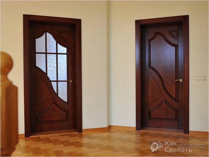 Как установить межкомнатную дверь без порога: пошаговая инструкция с фото и видео | 5domov.ru - статьи о строительстве, ремонте, отделке домов и квартир