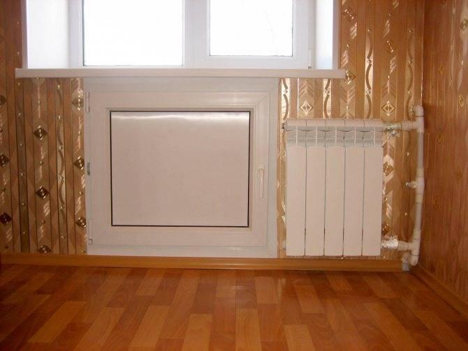 Холодильник под окном. хрущевский холодильник.  как сделать холодильник под окном. | здоровое питание
