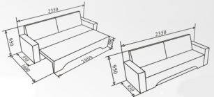 Формы диванов, которые бывают. подробный обзор фото и видео диванов различных форм. элементы дивана, влияющие на его форму