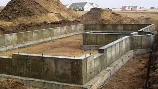 Какой лучше фундамент для частного дома и как выбрать?