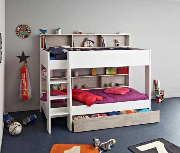 Размеры двухъярусной кровати: какие бывают размеры двухъярусных кроватей, как подобрать правильный размер