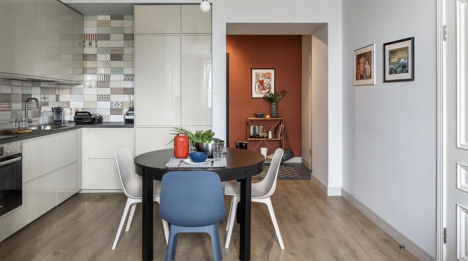 Кухня-гостиная 30 кв м (25 фото): дизайн, зонирование, лучшие идеи интерьеров