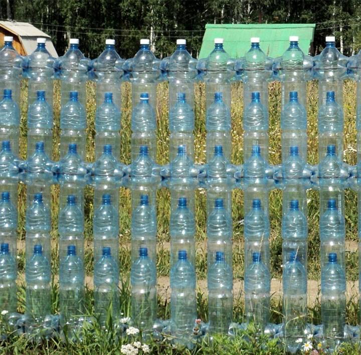 Поделки из пластиковых бутылок для сада и огорода, дачи и палисадника, для начинающих и детей