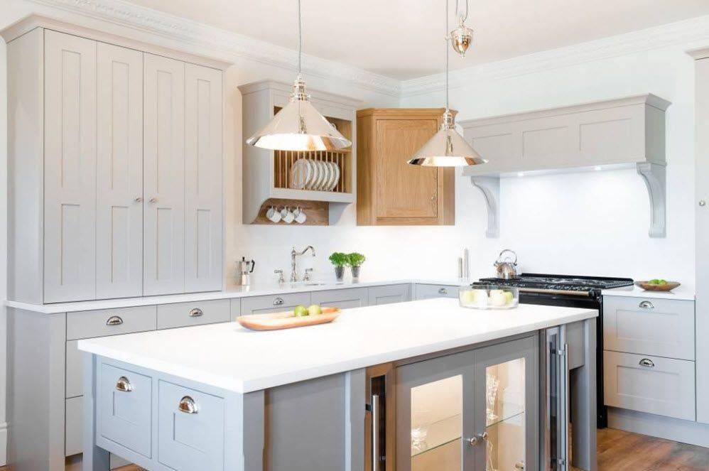 Дизайн маленькой кухни: 16 макси-идей и 100 фото [2020]