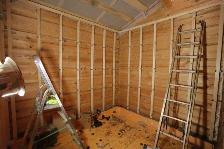 Технология обшивки внутренних стен дома вагонкой своими руками: фото и видео, как правильно выполнить отделку