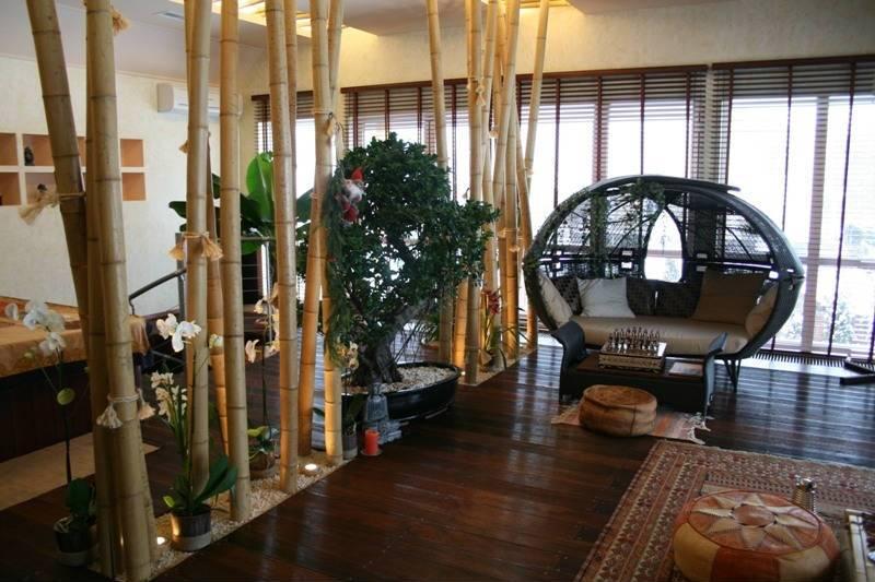 Бамбук на фотообоях: добавьте интерьеру экзотики!
