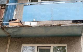 На сколько можно расширить балкон без разрешения - квартира
