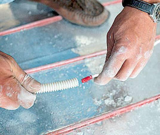 Ремонт электрического теплого пола: почему плохо греет или перестал работать, причины неисправности и как отремонтировать
