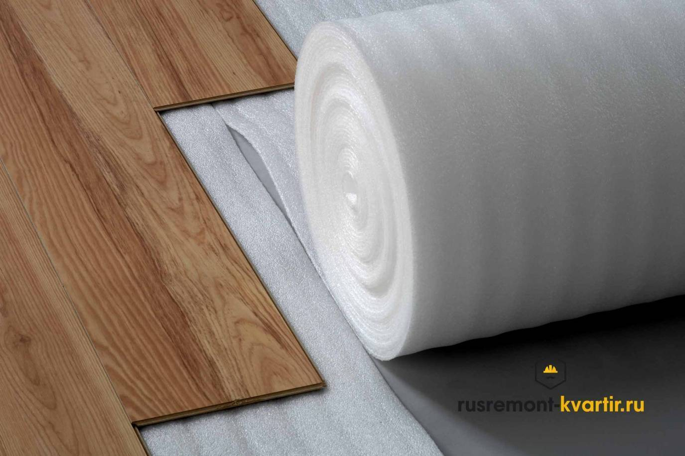 Пробковая подложка под ламинат: разновидности, преимущества и цена на материал
