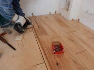 Укладка фанеры на деревянный пол своими руками - способы, описание!