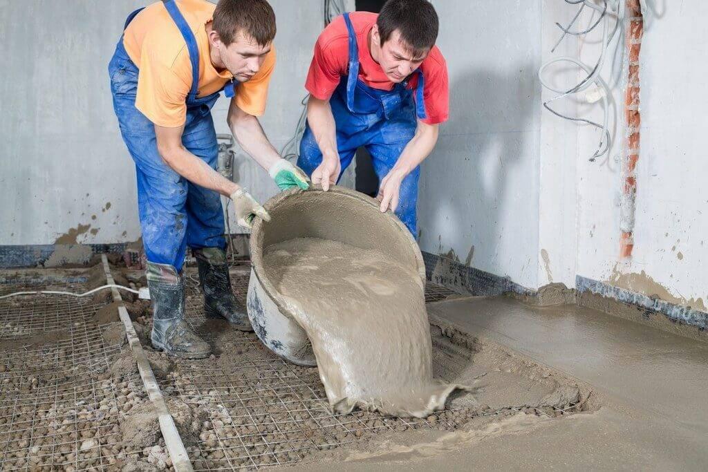 Что собой представляет фиброволокно для бетона