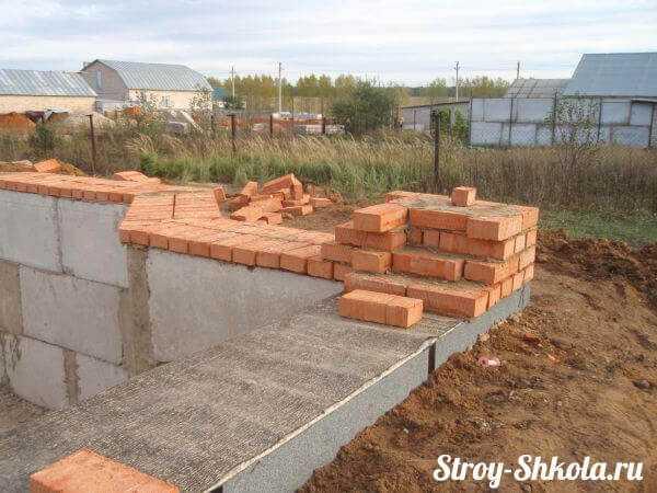 Строительство цокольного этажа (43 фото): как правильно построить его своими руками в частном доме? как сделать из блоков и из кирпича?