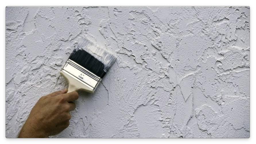 Штукатурка стен своими руками, виды штукатурки