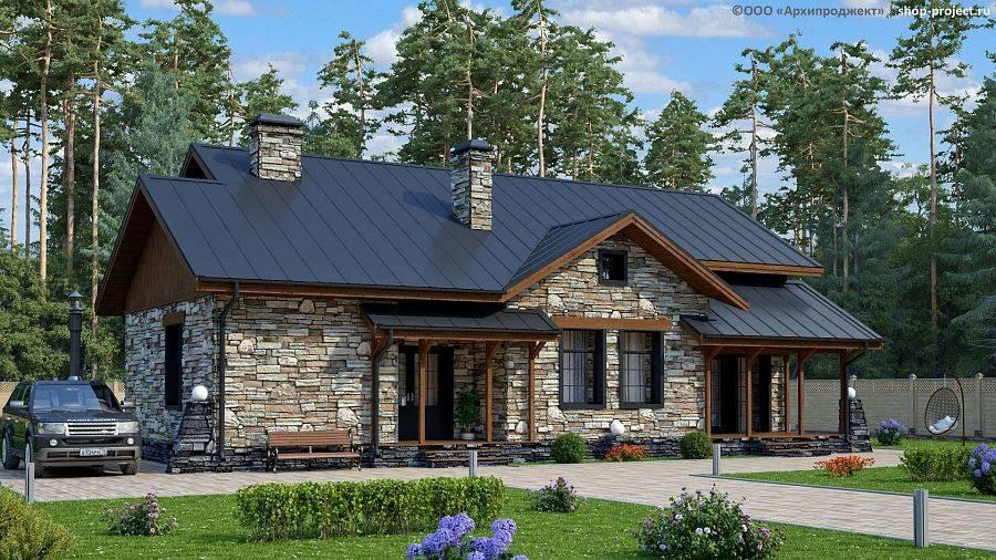 Проекты домов в современном стиле (101 фото): интерьер загородного дома, примеры дизайна одноэтажных коттеджей