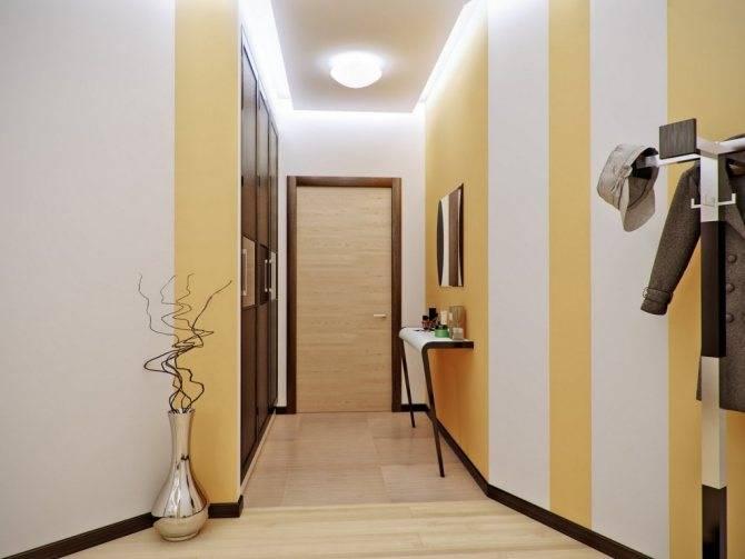 Выбор цвета прихожей и коридора: 55 фото, модные сочетания
