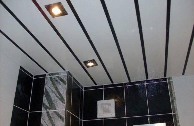 Монтаж панелей пвх на потолок (71 фото): как сделать из пластиковых элементов, отделка своими руками, как правильно крепить