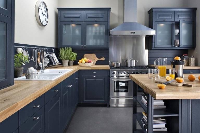 Сочетание цветов в интерьере кухни: 100+ современных новинок фото