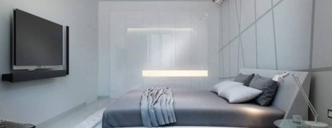 Нюансы зонирования спальни-гостиной 16 кв. м в одной комнате: дизайн и фото интерьера