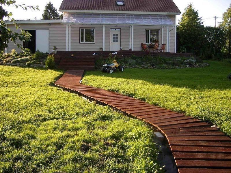 Тротуарная плитка для дорожек на даче. цены, варианты дизайна и правильный выбор