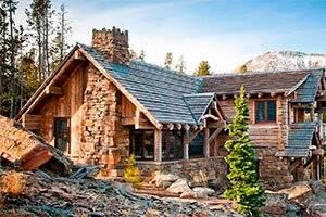 Строительство домов из хвойных пород деревьев. плюсы и минусы разных типов древесины. на сайте недвио