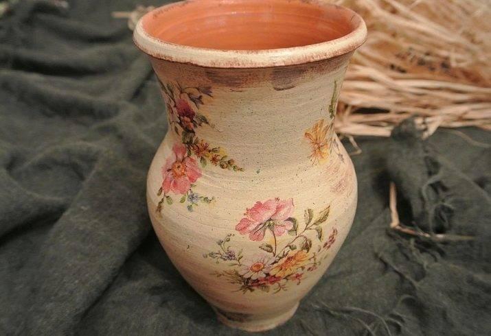 Декор вазы: 125 фото вариантов украшения ваз различных форм для оформления интерьера