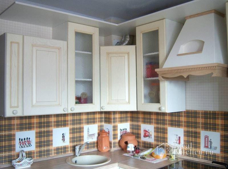 Фартук для кухни (141 фото): как можно обновить кухонный фартук на стену, не снимая старый