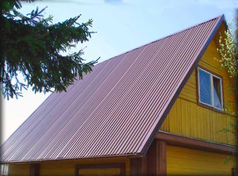 Рейтинг топ 7 лучших металлочерепиц для крыши