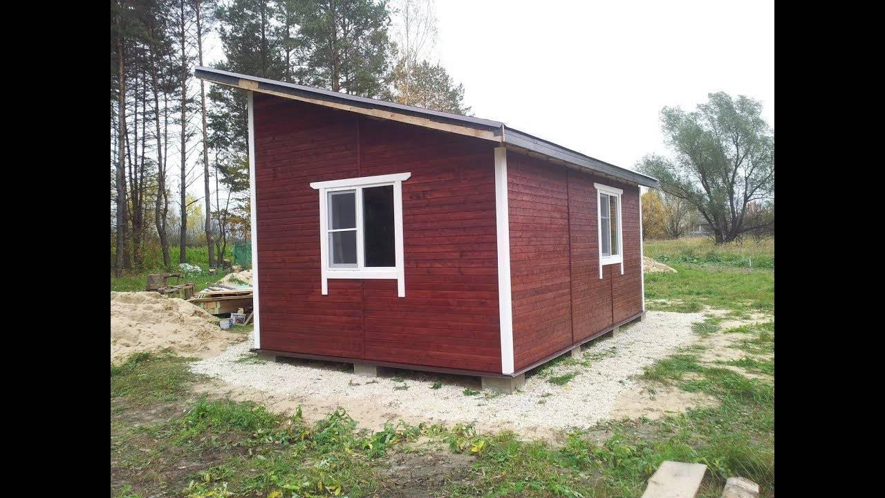 Каркасный дом своими руками: пошаговая инструкция