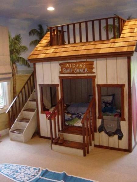 Двухъярусная кровать – особенности конструкции с диваном, столом, шкафом и других моделей