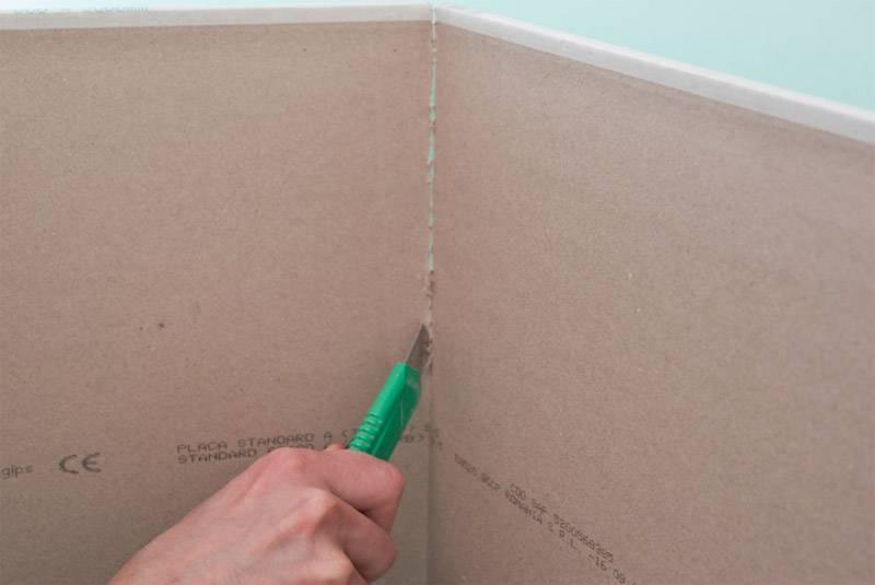 Урок 04. чем резать гипсокартон в домашних условиях