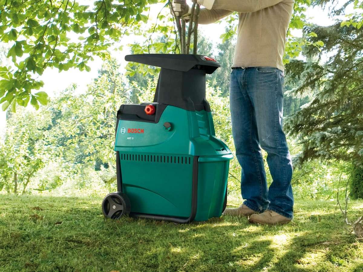 Садовый измельчитель для травы и веток какой выбрать
