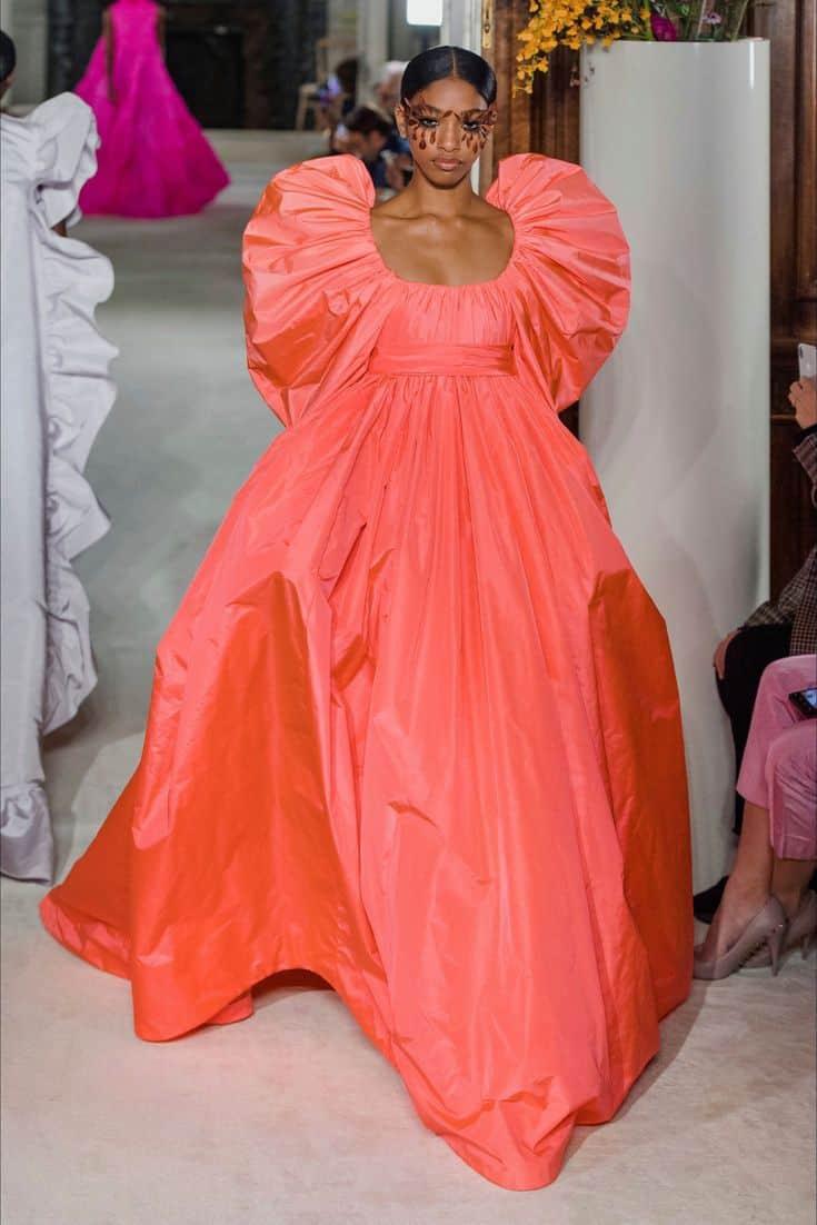Идеи! с чем носить коралловое платье 83 фото летом