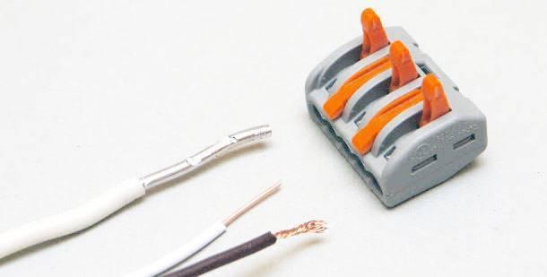 Как соединить провода без пайки: обзор лучших способов + советы монтажников