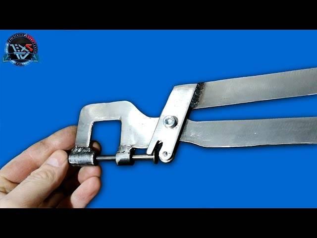 Просекатель для соединения профилей своими руками - о металле