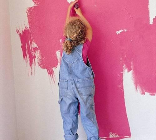 Как выбрать краску для обоев под покраску: советы экспертов и комментарии покупателей