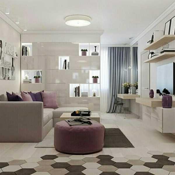 Как разделить комнату на две зоны: как разграничить детскую и спальню перегородкой или шторами, современные идеи, фото