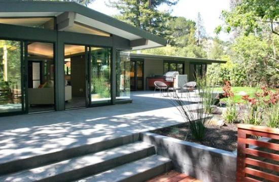 Дом с внутренним двором [20+ фото] как интегрировать проект дома с внутренним двором с ландшафтом • 333+ фото • [артфасад]