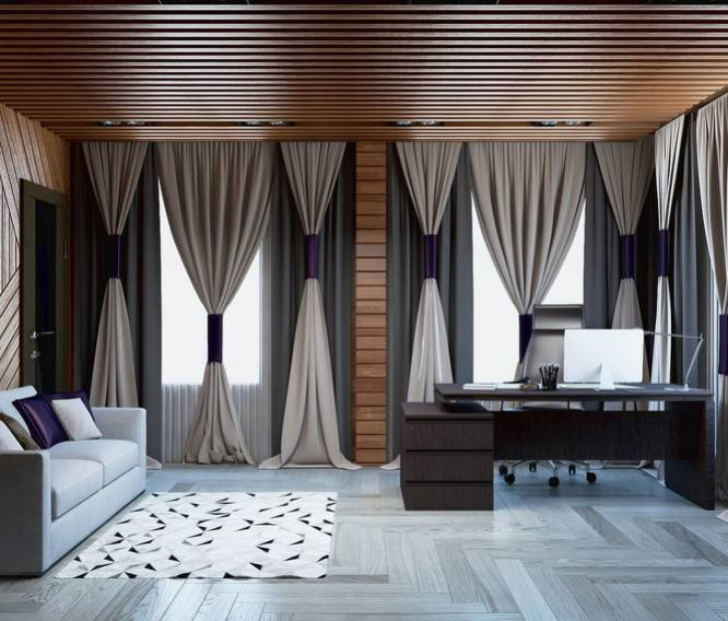 Необычные шторы своими руками: 17 оригинальных дизайнерских идей из «marie claire»
