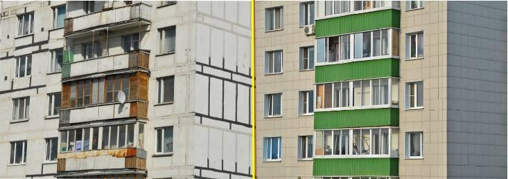 Монтаж вентилируемых фасадов: инструкция по установке