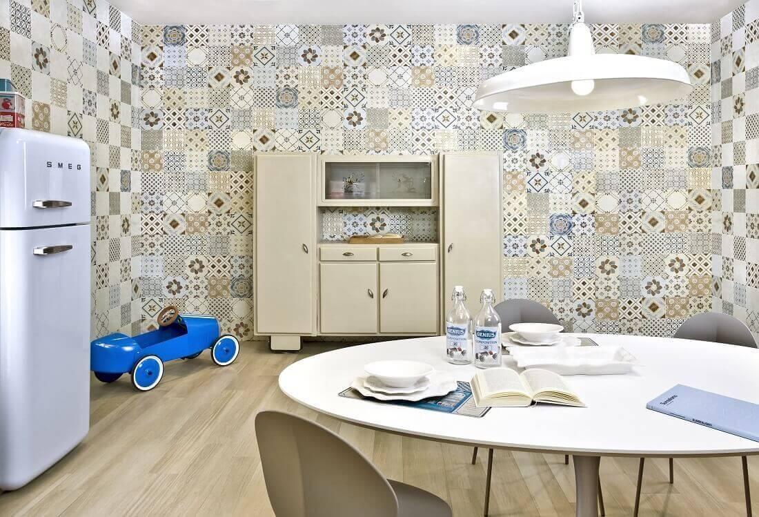 Дизайн интерьера в стиле пэчворк, как оформить квартиру или дом
