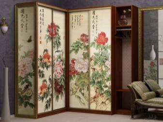 Декор мебели обоями. море идей