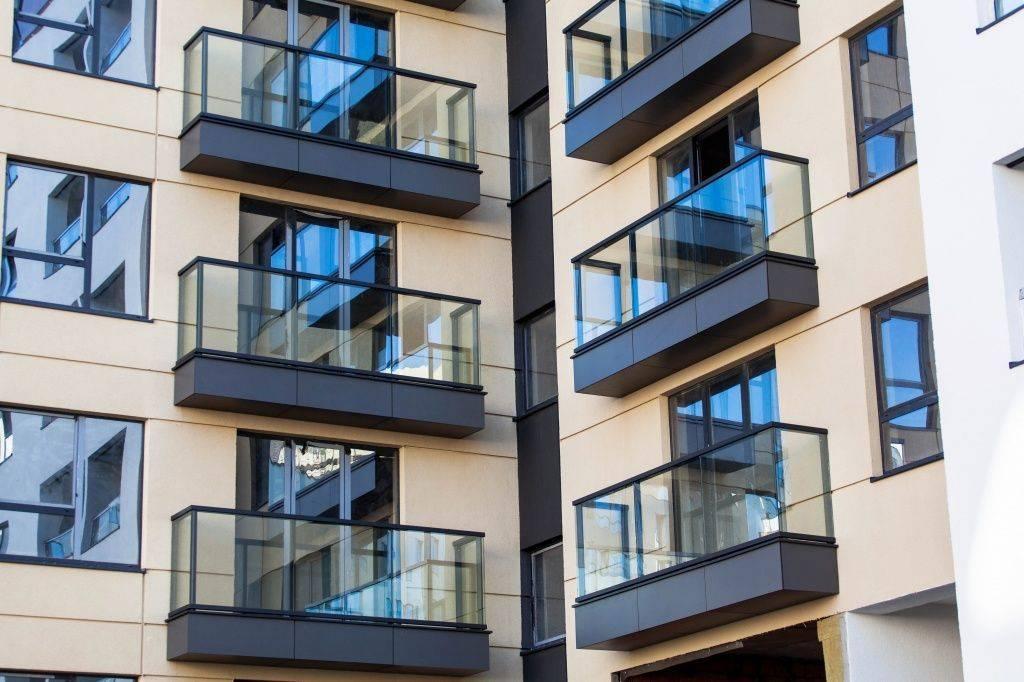 Чем отличается балкон от лоджии снип