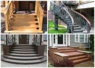 Варианты дизайна и оформления деревянных лестниц в интерьере доме