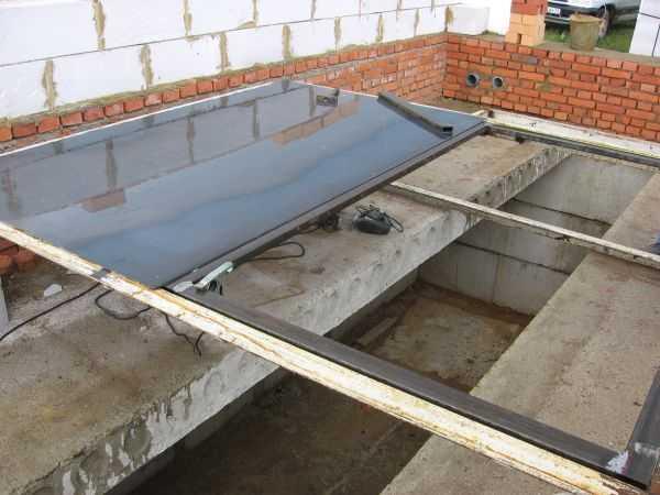 Как построить подвал в гараже своими руками: правила устройства, как сделать фундамент, строительство, фото-материалы